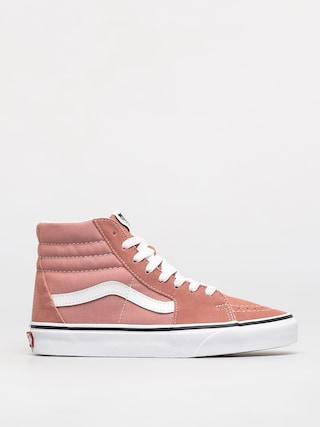 Buty Vans Sk8 Hi (rose dawn/true white)