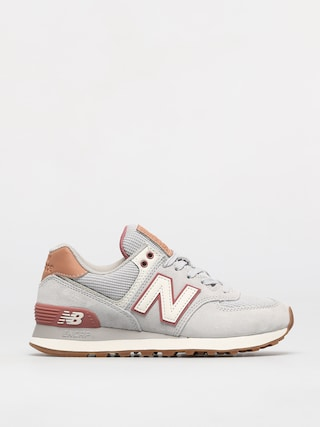 Buty New Balance 574 Wmn (grey/pink)