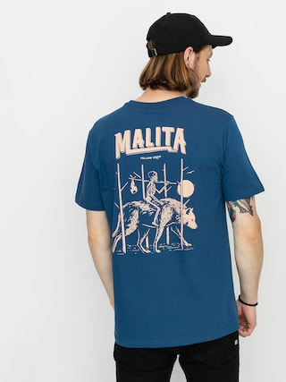 T-shirt Malita Rider (navy)