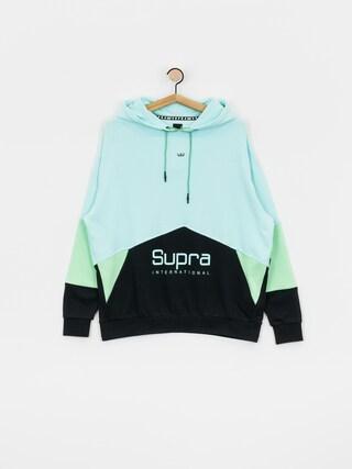 Bluza z kapturem Supra 92 Fleece HD (mint)