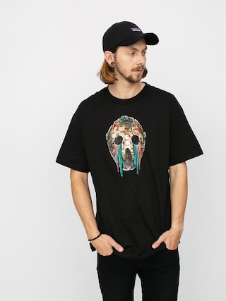 T-shirt DGK Hooligan (black)