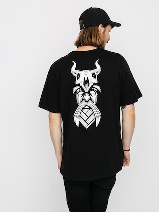 T-shirt Youth Skateboards X Kult Dybuk (black)