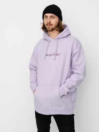 Bluza z kapturem Pass Port Lavender HD (lavender)