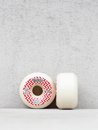 Kółka Bones Patterns Sidecut Streettech Formula V5 (white/red)