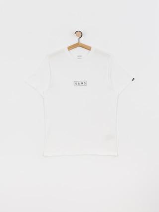 T-shirt Vans Easy Box (white/black)
