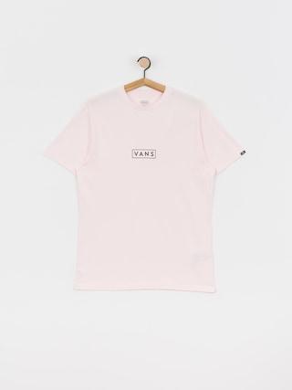 T-shirt Vans Easy Box (cool pink/black)