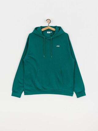 Bluza z kapturem Fila Edison HD (teal green)