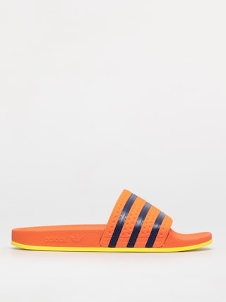 Klapki adidas Originals Adilette (trace orange/hi-res orange/dark blue)