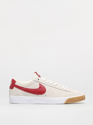 Buty Nike SB Blazer Low Gt (sail/cardinal red white gum light brown)