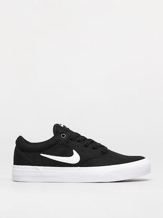 Buty Nike SB Charge Canvas (black/white black)