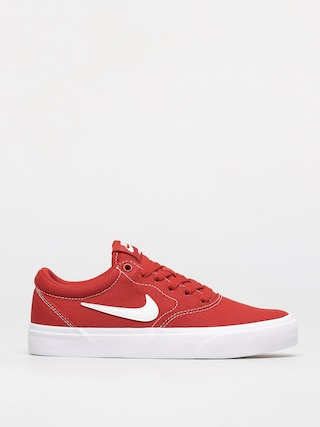 Buty Nike SB Charge Canvas (mystic red/white)
