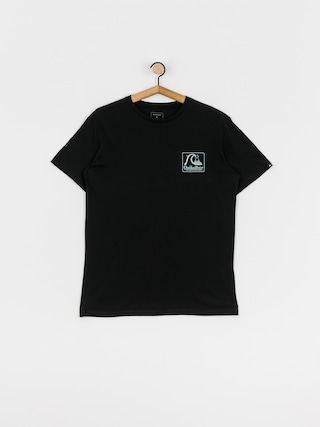 T-shirt Quiksilver Beach Tones (black)