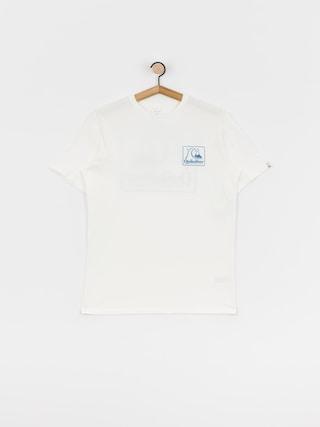T-shirt Quiksilver Beach Tones (white)