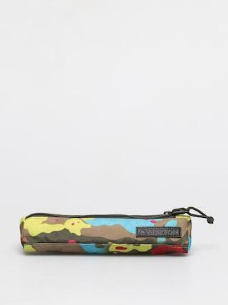 Piu00f3rnik Burton Token Case (bright birch camo print)