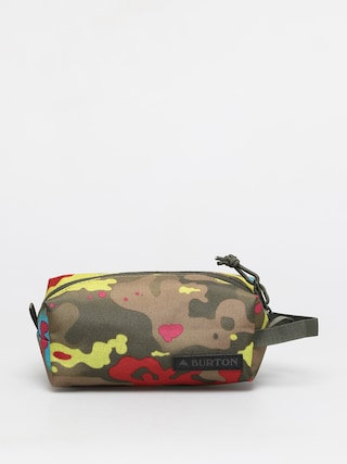 Piu00f3rnik Burton Accessory Case (bright birch camo print)