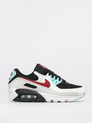 Buty Nike Air Max 90 Wmn (summit white/chile red bleached aqua)