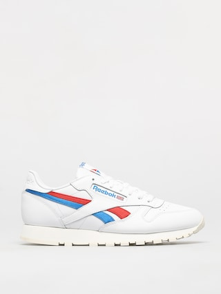 Buty Reebok Classic Leather (white/insred/dynblu)