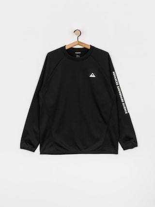 Bluza aktywna Burton Crown Weatherproof (true black)