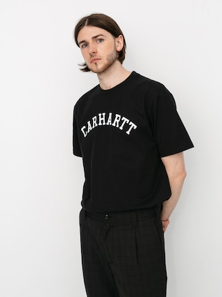 T-shirt Carhartt WIP University (black/white)
