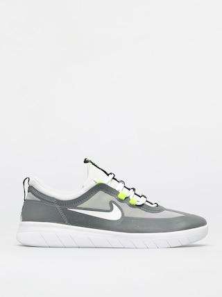 Buty Nike SB Nyjah Free 2 0 (smoke grey/white lt smoke grey)