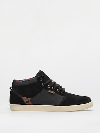 Buty Etnies Jefferson Mid (black raw)