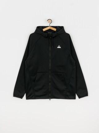 Bluza aktywna Burton Crown Weatherproof ZHD (true black)