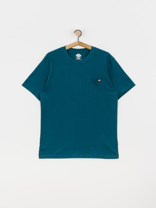 T-shirt Dickies Porterdale (coral blue)