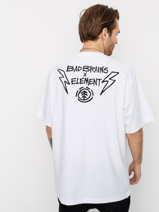 T-shirt Element Bolt Lock (optic white)