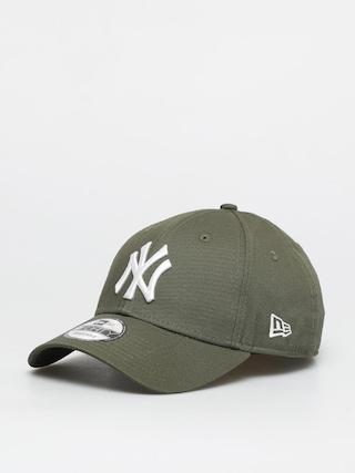 Czapka z daszkiem New Era League Essential New York Yankees 9 Forty ZD (navy/khaki)