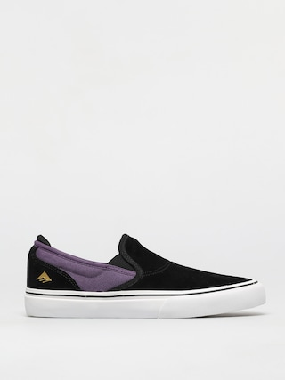 Buty Emerica Wino G6 Slip On (black/purple)