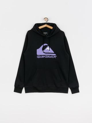 Bluza z kapturem Quiksilver Square Me Up HD (black)