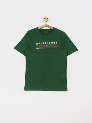 T-shirt Quiksilver Jungle Jim (greener pastures)