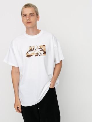 T-shirt Nike SB Hbr Camo (white)