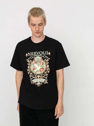 T-shirt Nervous 20 Ann Jewel (black)
