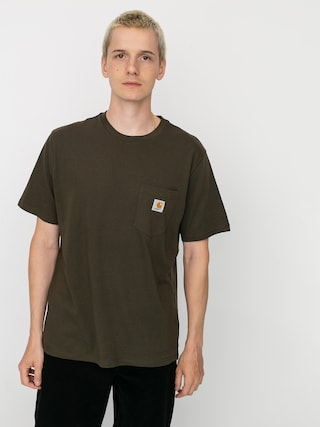 T-shirt Carhartt WIP Pocket (cypress)