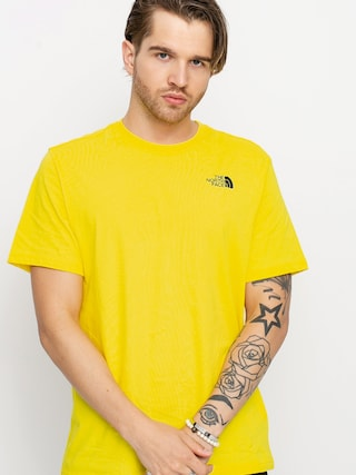 T-shirt The North Face Redbox (lemon)