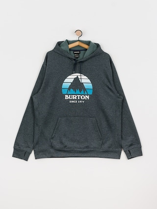 Bluza aktywna Burton Oak Seasonal HD (dress blue heather)