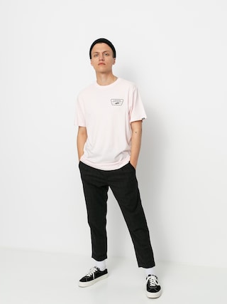 T-shirt Vans Full Patch Back (cool pink/black)