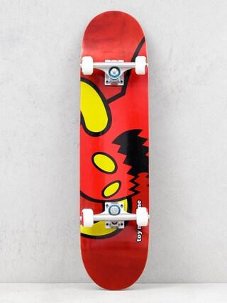 Deskorolka Toy Machine Vice Monster (dark red)