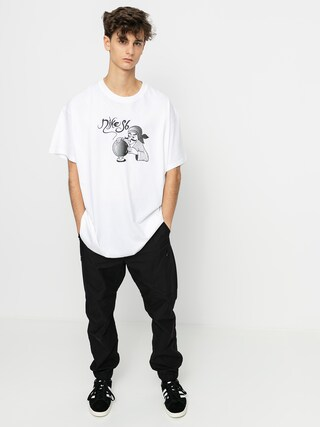 T-shirt Nike SB Fortune (white)