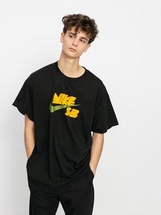 T-shirt Nike SB Ssnl Logo (black)