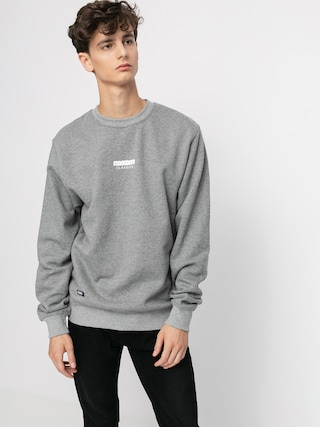 Bluza MassDnm Classics Small Logo (lt heather grey)