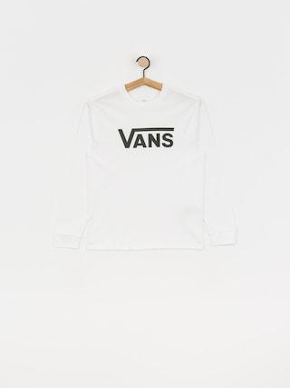 Longsleeve Vans Classic (white/black)