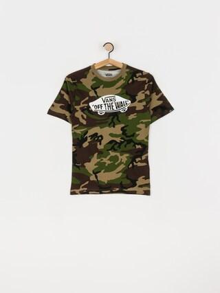 T-shirt Vans Otw (camo/white)