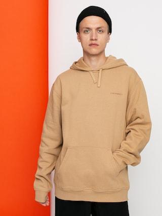Bluza z kapturem Carhartt WIP Ashland HD (dusty h brown)