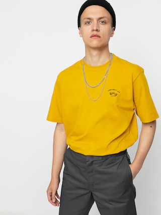 T-shirt Carhartt WIP Reverse Midas (colza/black)