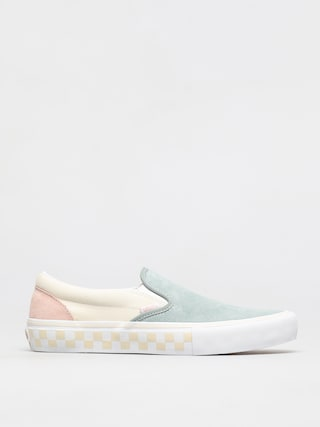 Buty Vans Slip On Pro (washout/blue/antique)
