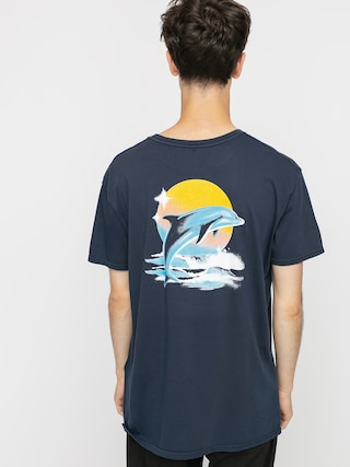 T-shirt Quiksilver Sun Damage (parisian night)