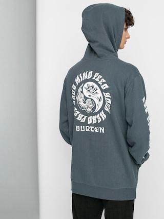 Bluza z kapturem Burton Cerrados HD (dark slate)