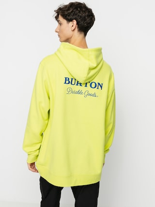 Bluza z kapturem Burton Durable Goods HD (limeade)